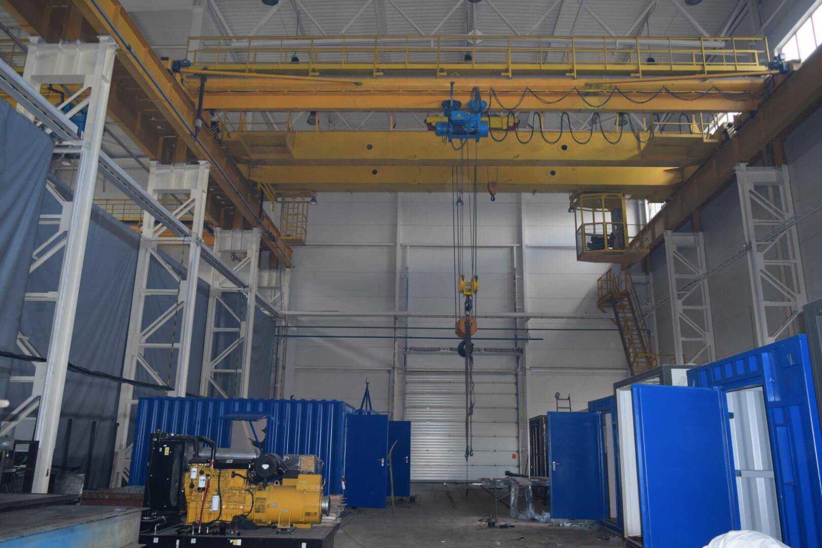 tseh 2 - Резервуарное оборудование из стеклокомпозитных материалов