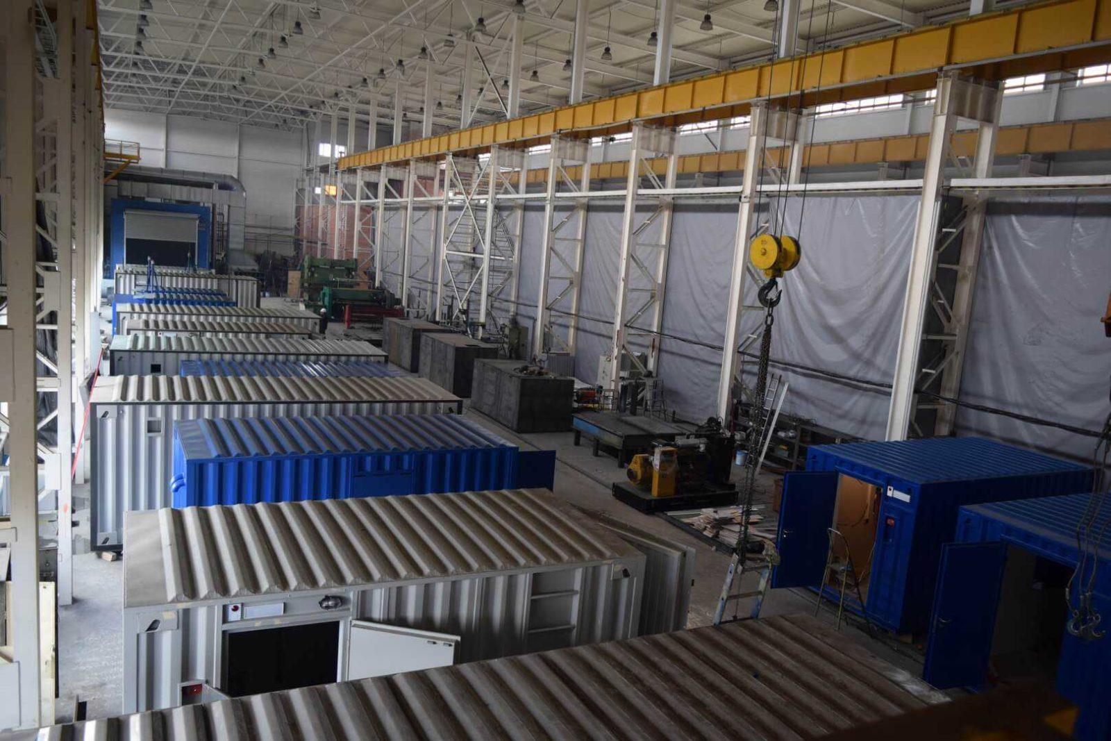 tseh - Резервуарное оборудование из стеклокомпозитных материалов